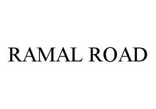 mark for RAMAL ROAD, trademark #78558547