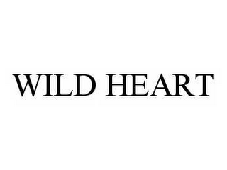 mark for WILD HEART, trademark #78558608