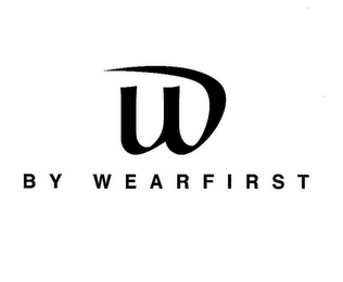 mark for W BY WEARFIRST, trademark #78558697
