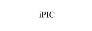 mark for IPIC, trademark #78559255