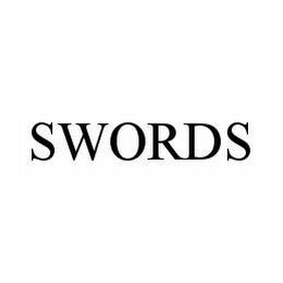 mark for SWORDS, trademark #78560651