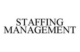 mark for STAFFING MANAGEMENT, trademark #78560742