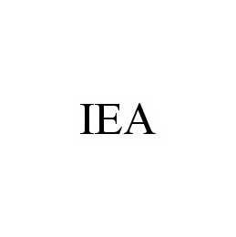 mark for IEA, trademark #78561112