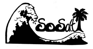 mark for SOSALT, trademark #78561233