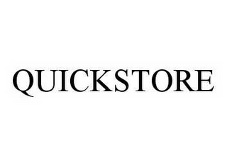 mark for QUICKSTORE, trademark #78561629
