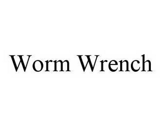 mark for WORM WRENCH, trademark #78561888