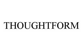 mark for THOUGHTFORM, trademark #78562052