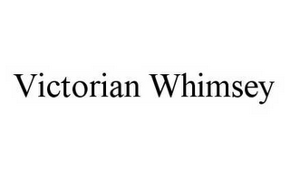 mark for VICTORIAN WHIMSEY, trademark #78562880