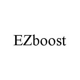 mark for EZBOOST, trademark #78563020