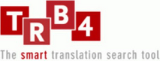 mark for TRB4 THE SMART TRANSLATION SEARCH TOOL, trademark #78563278