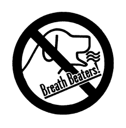 mark for BREATH BEATERS, trademark #78563437