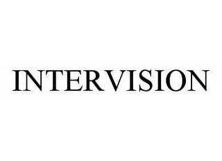 mark for INTERVISION, trademark #78563966