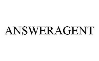 mark for ANSWERAGENT, trademark #78564467