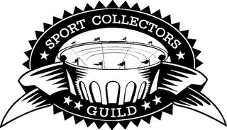 mark for SPORT COLLECTORS GUILD, trademark #78564481