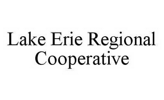 mark for LAKE ERIE REGIONAL COOPERATIVE, trademark #78564801
