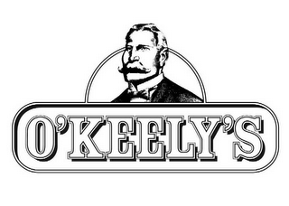mark for O'KEELY'S, trademark #78564896