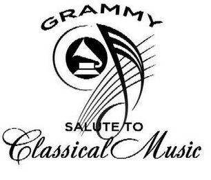 mark for GRAMMY SALUTE TO CLASSICAL MUSIC, trademark #78565154