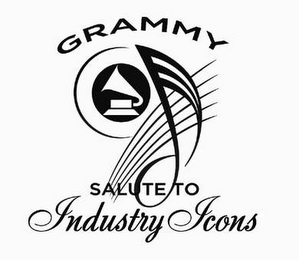 mark for GRAMMY SALUTE TO INDUSTRY ICONS, trademark #78565190