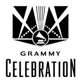 mark for GRAMMY CELEBRATION, trademark #78565202