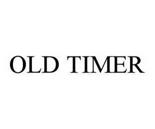 mark for OLD TIMER, trademark #78565853