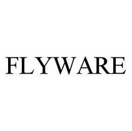 mark for FLYWARE, trademark #78566101