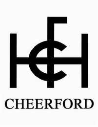mark for CHF CHEERFORD, trademark #78566232
