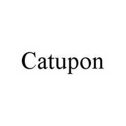 mark for CATUPON, trademark #78566301