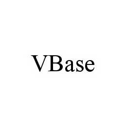 mark for VBASE, trademark #78566829