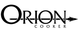 mark for ORION COOKER, trademark #78566946
