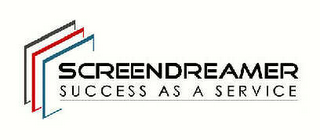 mark for SCREENDREAMER SUCCESS AS A SERVICE, trademark #78567778
