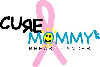 mark for CURE MOMMY'S BREAST CANCER, trademark #78567853