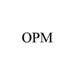 mark for OPM, trademark #78568045