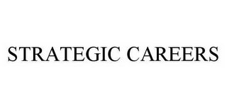 mark for STRATEGIC CAREERS, trademark #78568571