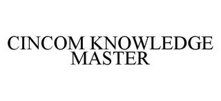 mark for CINCOM KNOWLEDGE MASTER, trademark #78568872