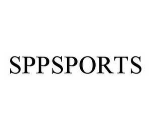 mark for SPPSPORTS, trademark #78569336