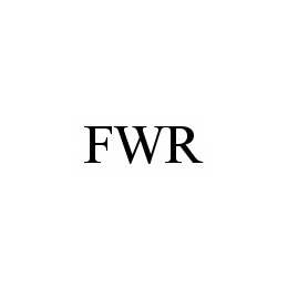 mark for FWR, trademark #78569423