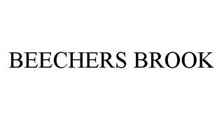 mark for BEECHERS BROOK, trademark #78569476