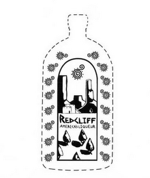 mark for REDCLIFF AMERICA'S LIQUEUR, trademark #78570324