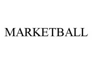 mark for MARKETBALL, trademark #78570569