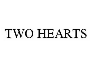 mark for TWO HEARTS, trademark #78570720