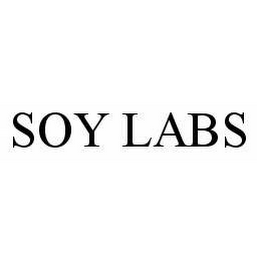 mark for SOY LABS, trademark #78571507