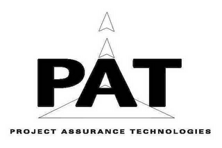 mark for PAT PROJECT ASSURANCE TECHNOLOGIES, trademark #78571664