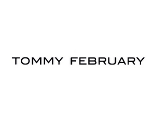 mark for TOMMY FEBRUARY, trademark #78571882