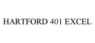 mark for HARTFORD 401 EXCEL, trademark #78571900