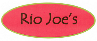 mark for RIO JOE'S, trademark #78572250
