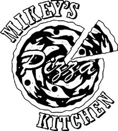 mark for MIKEY'S PIZZA KITCHEN, trademark #78573034