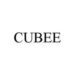 mark for CUBEE, trademark #78573721