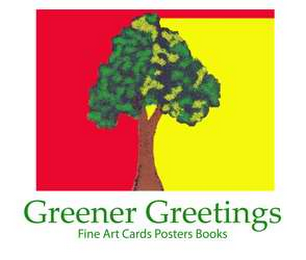 mark for GREENER GREETINGS FINE ART CARDS POSTERS BOOKS, trademark #78573945