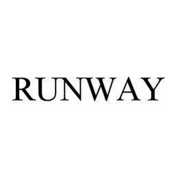 mark for RUNWAY, trademark #78573949