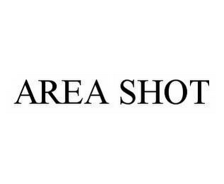 mark for AREA SHOT, trademark #78573950